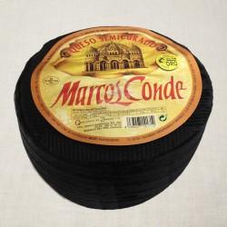 Queso mezcla semicurado Entero Marcos Conde