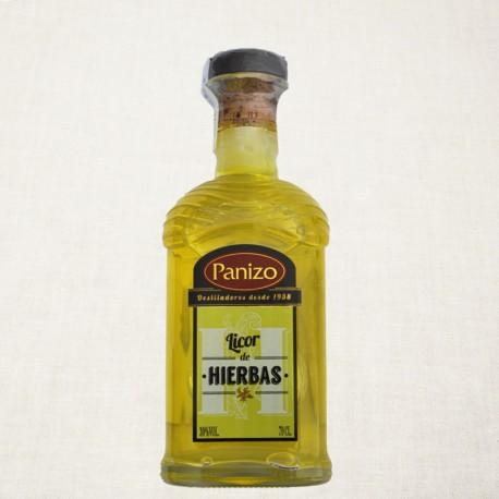 Licor de Hierbas Panizo