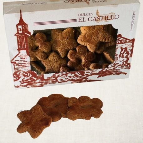 Pastas Dulces El Castillo Fariza