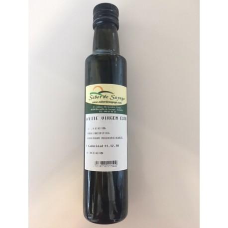 Aceite virgen extra 250 ml - Sabor de Sayago