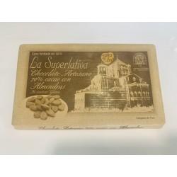 LA SUPERLATIVA - Chocolate 70% con almendras