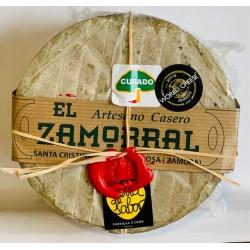 ZAMORRAL- Queso de oveja viejo