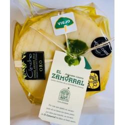 ZAMORRAL- Queso de oveja viejo en aceite